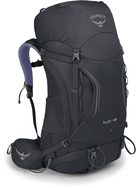 Osprey W s Kyte 46 Backpack Siren Grey - addnature.com 1f5ffff3edabb
